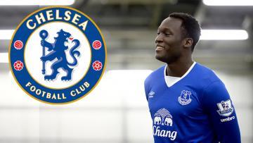 Romelu Lukaku, penyerang Everton yang masih belum melupakan kenangan di Chelsea.