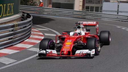 Sebastian Vettel - INDOSPORT
