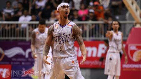 Mario Wuysang, salah satu legenda basket Tanah Air. - INDOSPORT