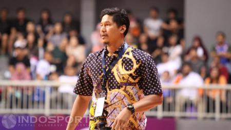 Pelatih NSH Jakarta Wahyu Widayat Jati. - INDOSPORT