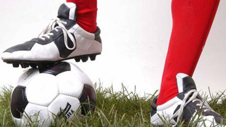 Ilustrasi sepakbola. - INDOSPORT