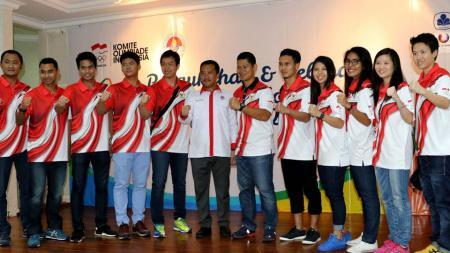 Tim Olimpiade bulutangkis Indonesia akan terbang - INDOSPORT