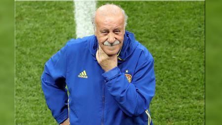 Vicente del Bosque - INDOSPORT