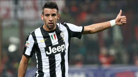 Bek Juventus asal Chile, Mauricio Isla - INDOSPORT