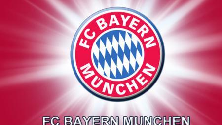 Logo Bayern Munchen. - INDOSPORT