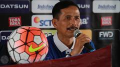 Indosport - Pelatih Persib Bandung, Djajang Nurdjaman.