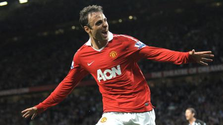 Legendaris Manchester United era 2008–2012, Dimitar Berbatov - INDOSPORT