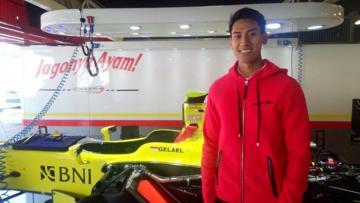Sean Gelael ingin menutup musim 2016 dengan tambahan poin untuk Pertamina Campos Racing.