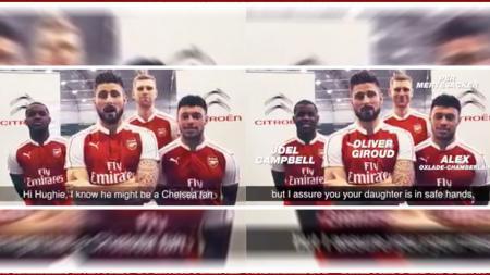 Penggawa Arsenal - INDOSPORT