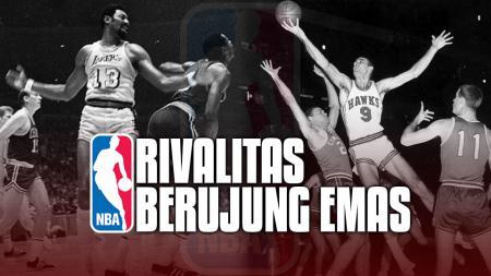 Hari ini tepat 67 tahun silam,  NBA berdiri untuk pertama kali. - INDOSPORT
