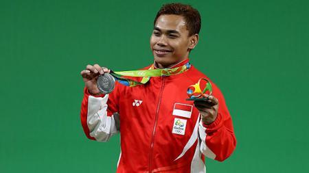 Indonesia menambah medali yang kedua, setelah Eko Yuli Irawan berhasil meraih angkat besi seberat 63 kg di Olimpiade 2016. - INDOSPORT