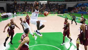 Amerika Serikat belum terbendung di babak penyisihan Olimpiade 2016.