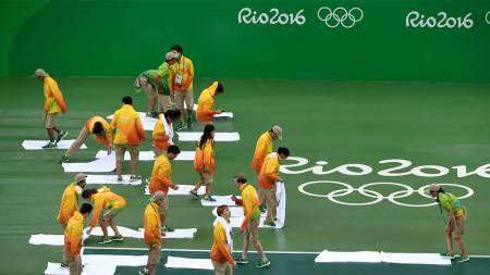 Olimpiade 2016 di Rio de Janeiro, Brasil masih menyisakan sejumlah permasalahan. - INDOSPORT