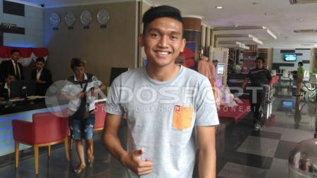 Dendy Sulistyawan siap jawab tantangan Luis Milla. - INDOSPORT