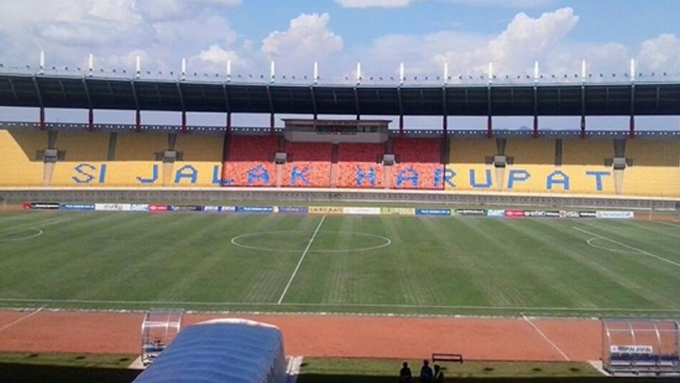 Stadion Si Jalak Harupat Copyright: Internet