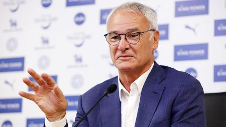 Claudio Ranieri. - INDOSPORT