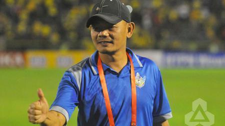 Liestiadi menjadi sosok juru taktik yang akan menangani skuat Persib B pada gelaran Liga 2 2019 mendatang. - INDOSPORT