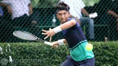 Indosport - Petenis Indonesia, Christoper Rungkat, hampir pasti lolos ke Grand Slam Roland Garros 2019.