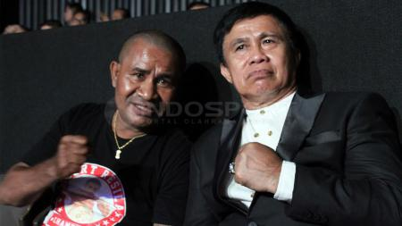 Ellyas Pical petinju legendaris asal Indonesia - INDOSPORT