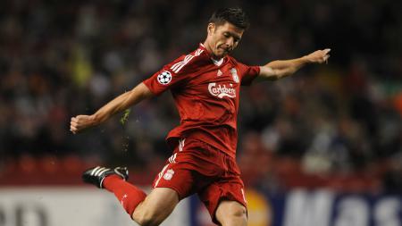 Gelandang Bayern Munchen, Xabi Alonso. - INDOSPORT