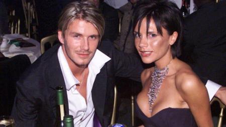 David dan Victoria Beckham - INDOSPORT