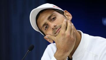 Novak Djokovic akan melawan Kyle Edmund di babak empat AS Terbuka.