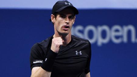 Petenis asal Inggris, Andy Murray. - INDOSPORT