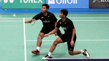 Angga Pratama/Ricky Karand Suwardi