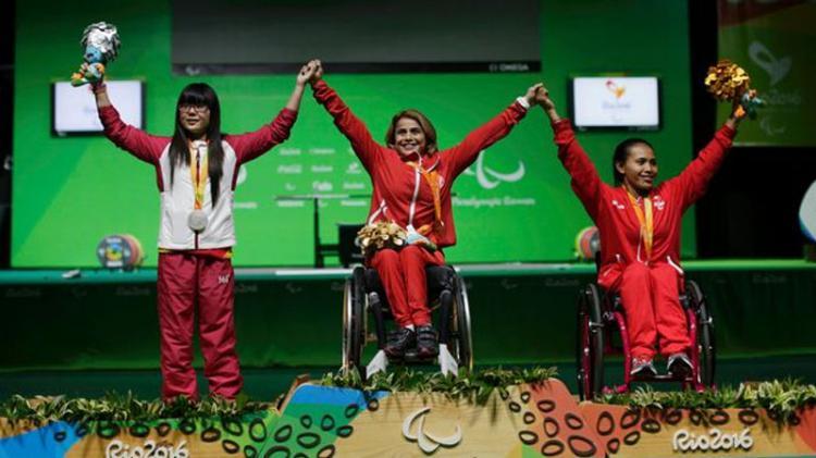 Ni Nengah Widiasih raih perunggu Paralimpiade Rio 2016 Copyright: Internet