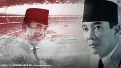 Indosport - Di balik rivalitas Timnas Malaysia dengan Indonesia ada cerita julukan Harimau Malaya yang ternyata berasal dari Ir. Sukarno.