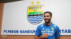 Indosport - Eks pemain Persib Bandung Marcos Flores.
