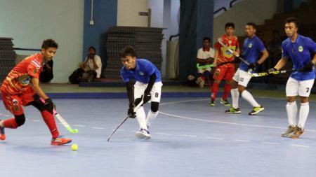 Hoki DKI vs Jawa Barat. - INDOSPORT