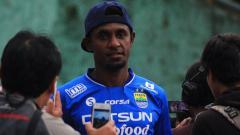 Indosport - Rudolof Yanto Basna ucapkan salam perpisahan untuk Persib dan Bobotoh.