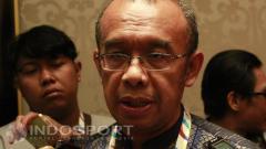 Indosport - Deputi IV Kemenpora Bidang Peningkatan Prestasi Olahraga, Gatot S. Dewa Broto.