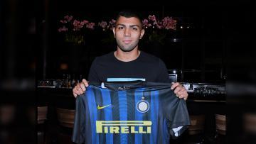 Gabriel Barbosa pemain anyar Inter Milan.