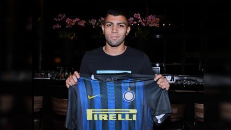 Gabriel Barbosa pemain anyar Inter Milan. - INDOSPORT