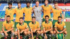 Indosport - Timnas Australia U-19.