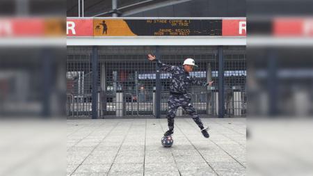 Salah satu Richie Risnal, bakat muda Indonesia yang menimba ilmu sepakbola di Belanda. - INDOSPORT