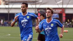 Indosport - Marcos Flores dan Robertino Pugliara