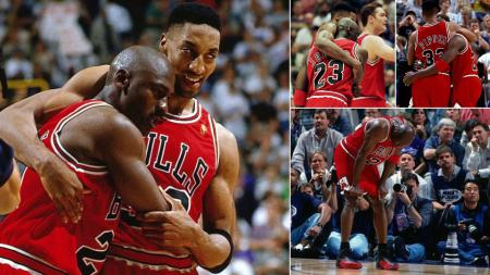 Michael Jordan Flu Game - INDOSPORT