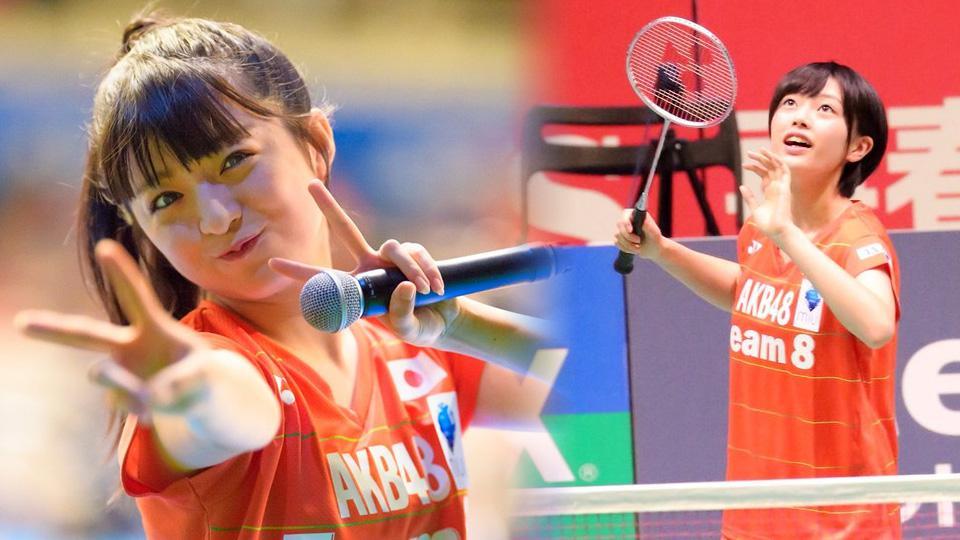 Main Di Semifinal Member Cantik Akb48 Panaskan Jepang Terbuka Indosport