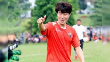 Hong Soon-hal berbagi pengalaman merumput di Korea Selatan.