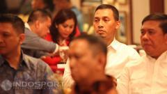 Indosport - Wakil Direktur Komersial Persija Jakarta, Azwan Karim mengatakan pihaknya bekerja sama dengan produsen sepeda, Pasific Bike untuk membuat sepeda khusus.