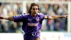Indosport - Legenda Fiorentina dan timnas Argentina, Gabriel Batistuta, mengaku dirinya layak meraih lebih banyak gelar juara Serie A Liga Italia.