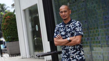 Legenda Timnas Indonesia, Kurniawan Dwi Yulianto. - INDOSPORT
