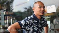 Indosport - Kurniawan Dwi Yulianto berbicara masalah Tristan Alif.