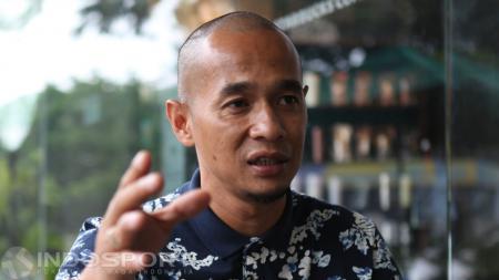 Kurniawan Dwi Yulianto resmi ditunjuk sebagai pelatih klub Liga Super Malaysia, Sabah FA. - INDOSPORT