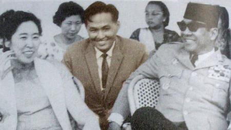 Kebersamaan Maulwi Saelan dengan Presiden pertama, Soekarno - INDOSPORT