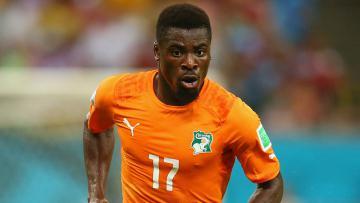 Serge Aurier, bek Pantai Gading dan PSG.