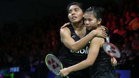 Kisah Unik Greysia/Nitya, Satu-satunya Ganda Putri Indonesia yang Juara Singapore Open. - INDOSPORT